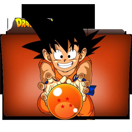Best Photos Of Dragon Ball Z Folder Icon
