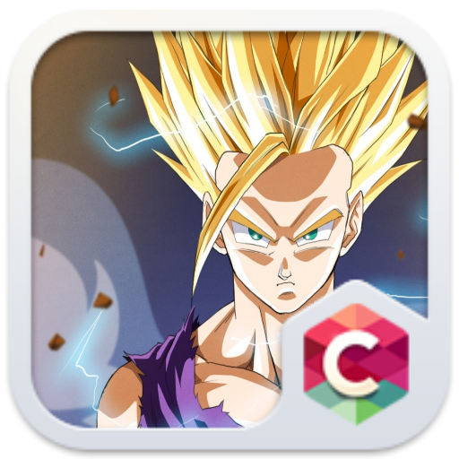 Dragon Ball Z Free Android Theme U Launcher