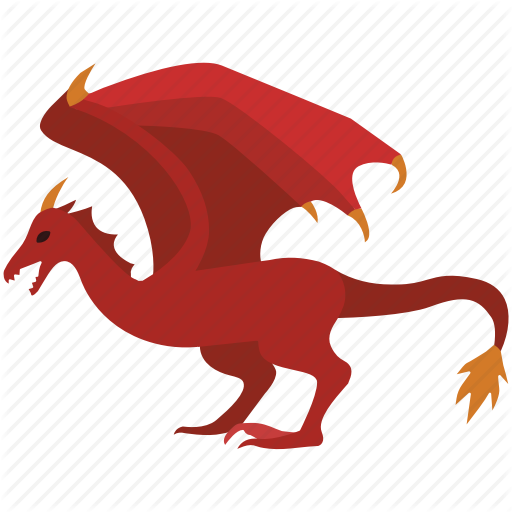 Cockatrice, Dragon, Drake, Mythical, Serpent, Wivern, Wyvern Icon