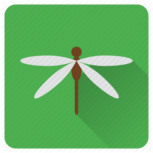 Bug, Dragon, Dragonfly, Fly, Insect, Lake, Spring Icon