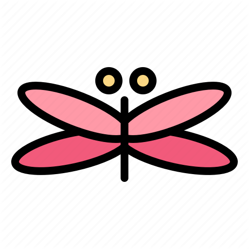 Dragon, Dragonfly, Dragons, Fly, Spring Icon