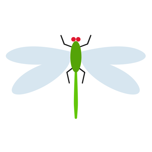 Insect, Nature, Fly, Insects, Dragonfly Icon