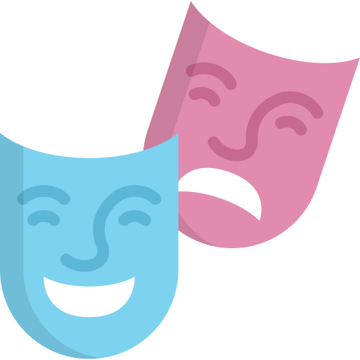 Theater Drama Png Icon