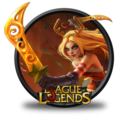 Katarina Stay Belle Icon League Of Legends Iconset