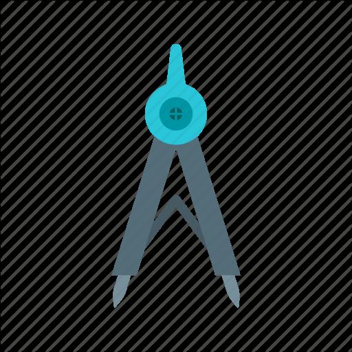 Circle, Compass, Drawing, Mathematics, Paper, Precision, Tool Icon
