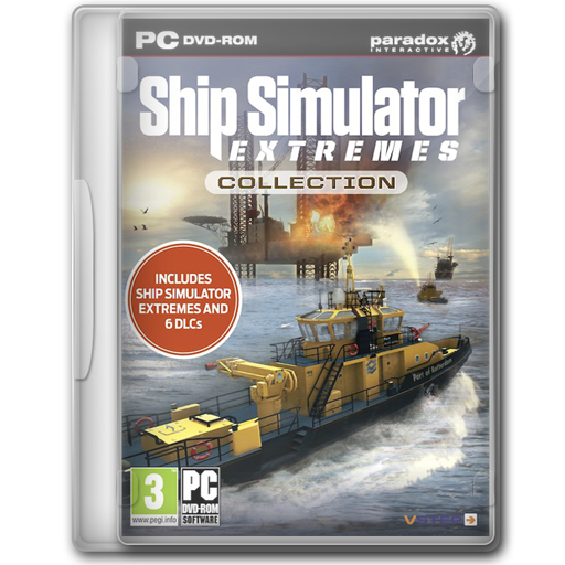 Ship Simulator Extremes Collection Icon