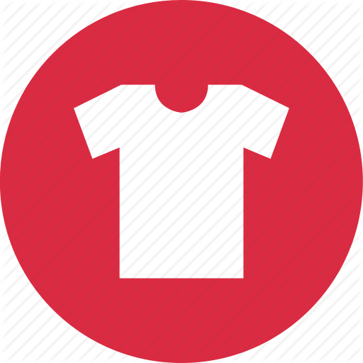 Circle, Code, Dress, Dressing, Shirt, Tshirt Icon