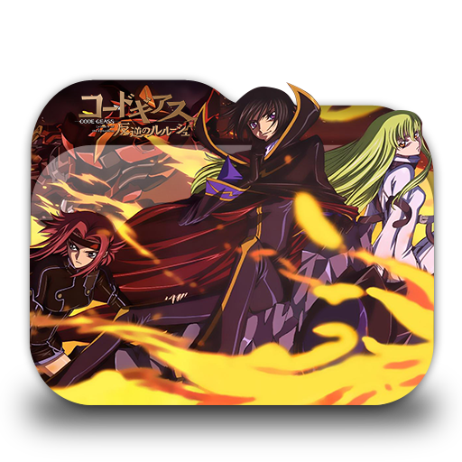 Code Geass Folder Icon