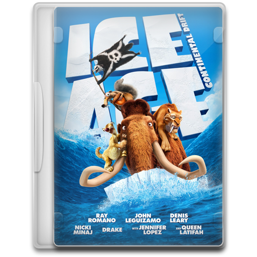Ice Age Continental Drift Icon Free Download As Png