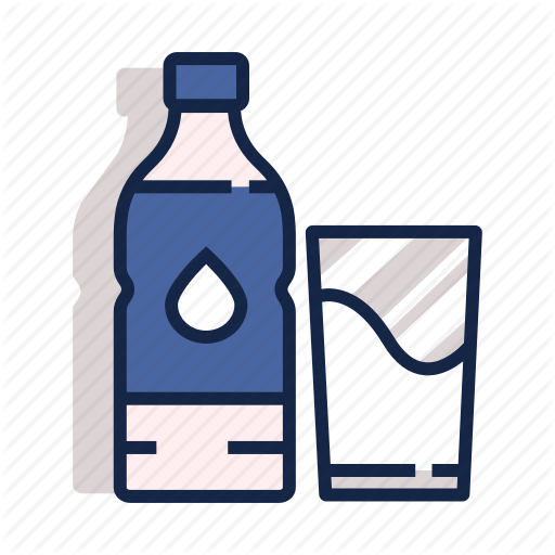Drink, Drinking, Drinking Water, Exercise, Gym, Healthy, Water Icon