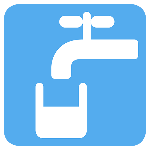 Potable Water Symbol Emoji For Facebook, Email Sms Id