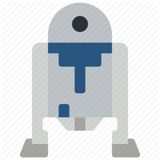 Droid, Robots, Star Wars Icon