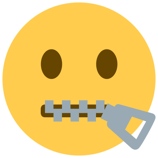 Zipper Mouth Face Emoji Meaning With Pictures From A To Z