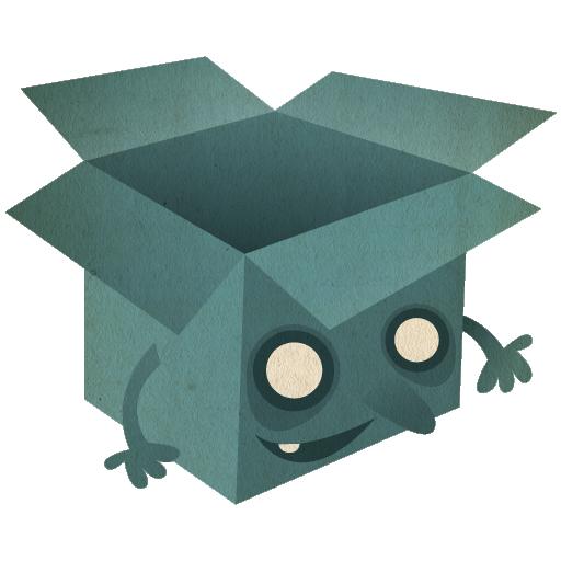 Dropbox Icon Artcore Iconset Artcore Illustrations