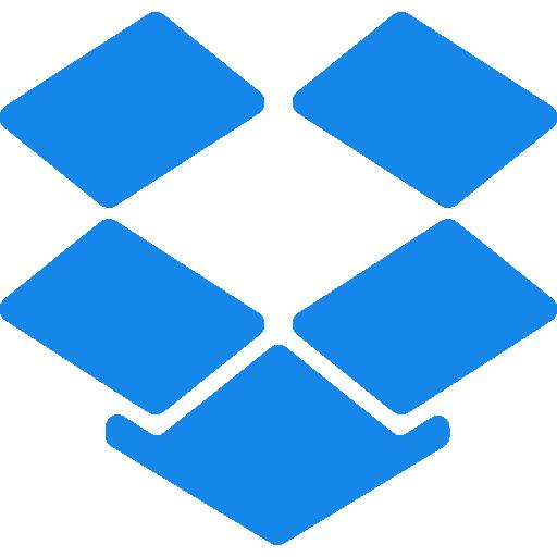 Dropbox Icon Social Media Logos Freepik