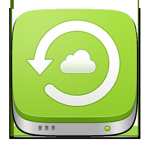 Backup Icon Transparent Free Icons