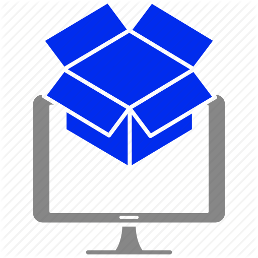 Box, Data, Dropbox, Marketing, Online, Pack Icon