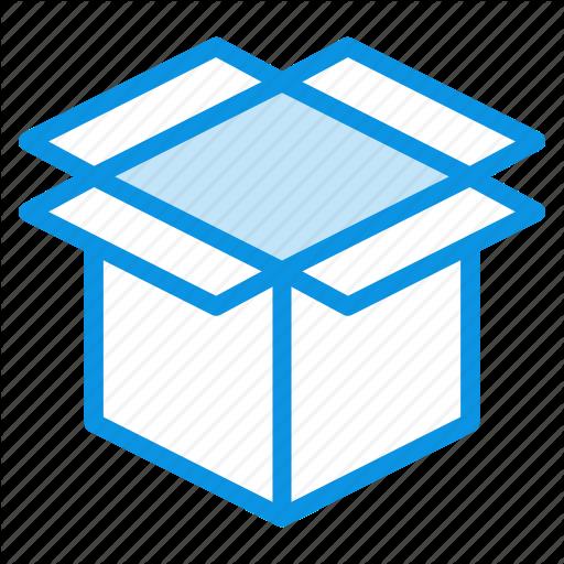 Box, Dropbox, Product Icon