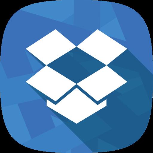 Dropbox, Files, Social Network, Storage Icon