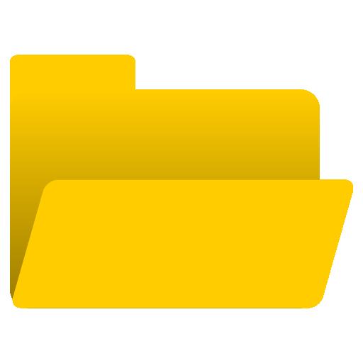 Transparent Folders Icon Transparent Png Clipart Free Download
