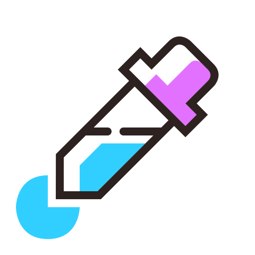 Dropper, Experiment, Laboratory Icon With Png And Vector Format