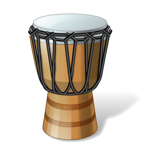 Goblet Drum Icon Musical Instruments Iconset Icons Land