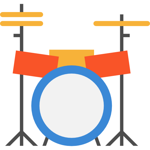 Pictures Of Drums Icon Png