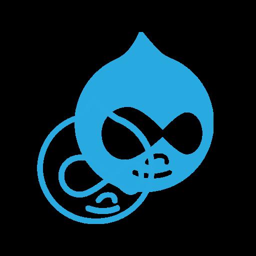 Drupal, Media, Logo, Social Icon