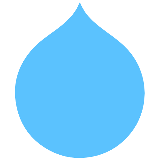 Drupal Icon Free Of Social Icons Color