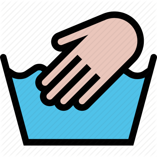 Clothes, Dry Cleaning, Hand, Regulations, Wash Icon