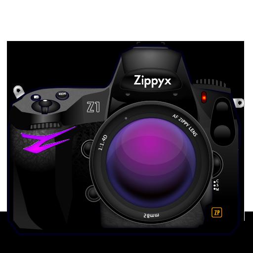Zippyx Camera Icon
