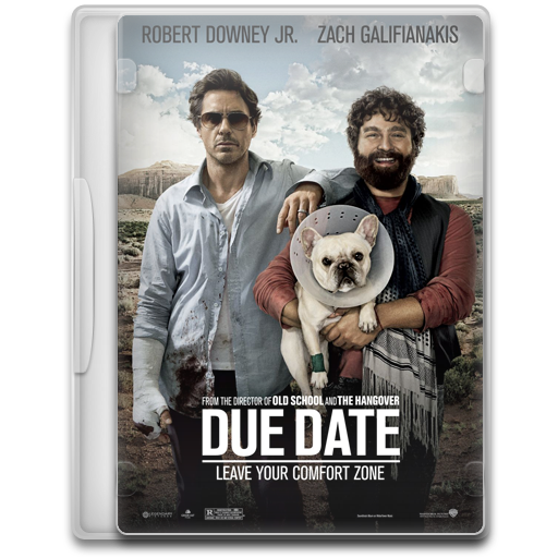 Due Date Icon Movie Mega Pack Iconset