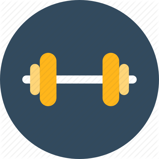 Dumbbell, Dumbbells, Gym, Sports, Weight, Weights Icon