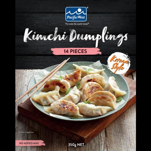 Pacific West Dumplings Kimchi Korean Style Pieces