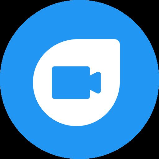 Circle, Duo, Google, Google Duo, Round Icon Icon