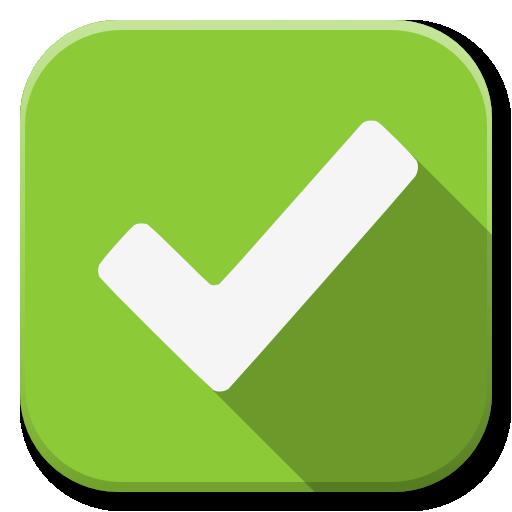 Apps Dialog Apply Icon Flatwoken Iconset Alecive
