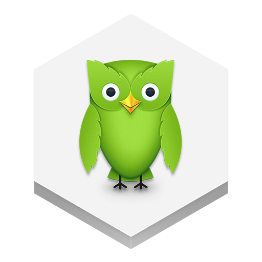 Duolingo Icon Free Download As Png And Formats
