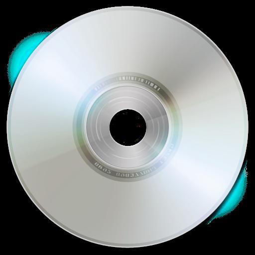 Cd, Dvd, Disc, Blank Icon