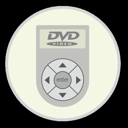 Dvd Player Icon Mac Stock Apps Iconset Hamza Saleem