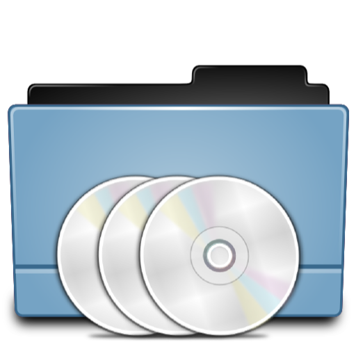 Folder Cd Dvd Icon Free Search Download As Png