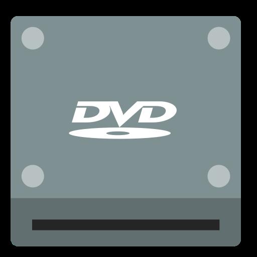 Gnome, Dev, Dvd Icon Free Of Zafiro Devices