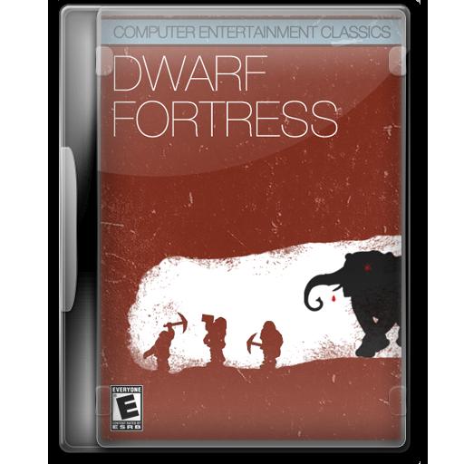 Dwarf Fortress Icon
