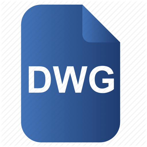 Doc, Dwg, File, Os Icon
