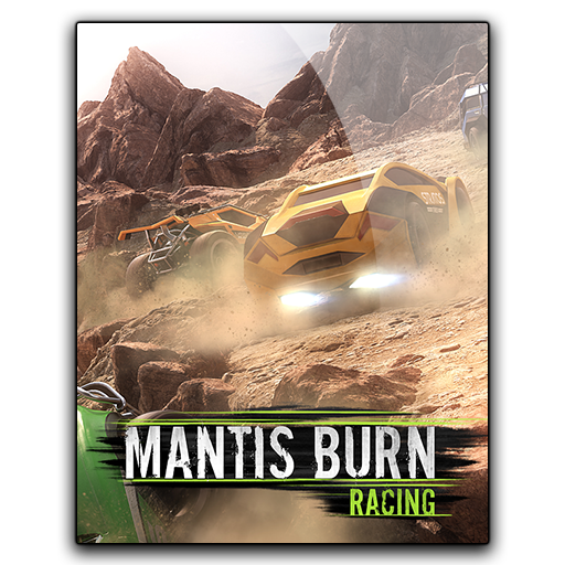 Icon Mantis Burn Racing