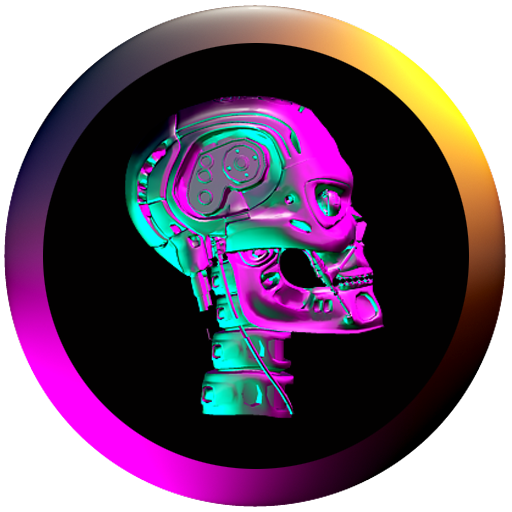 Download Cyberpunk Neon Icon Pack Mod Apk Latest Version
