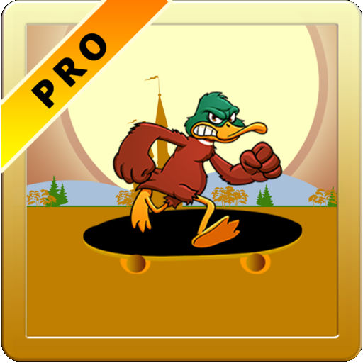 Angry Farm Duck Racer Pro