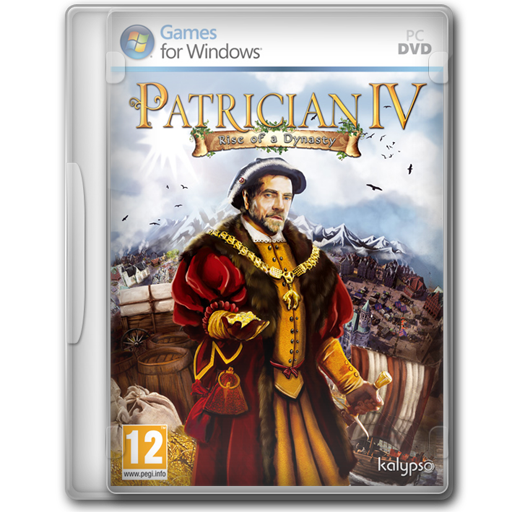 Patrician Iv Rise Of A Dynasty Icon Free Download As Png