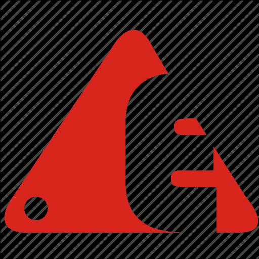 Alphabet, E Icon