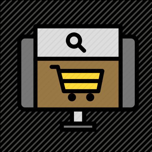 Commerce, E Icon