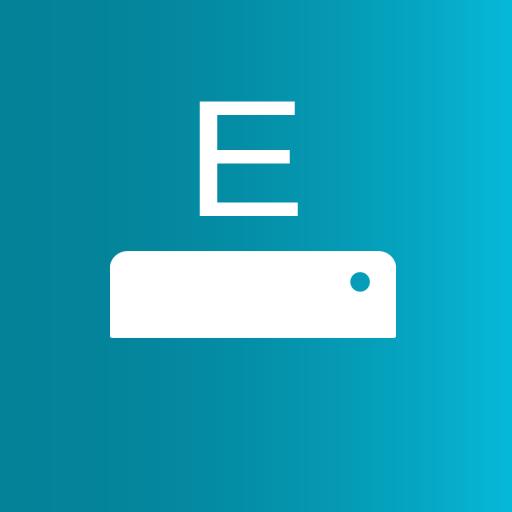 Drive E Icon